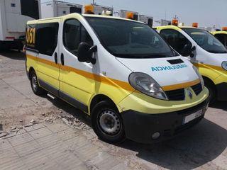 Renault Trafic 2010 ambulancia