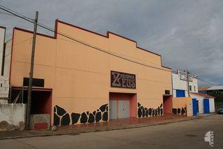 Nave industrial en venta en Valencia de Alcántara