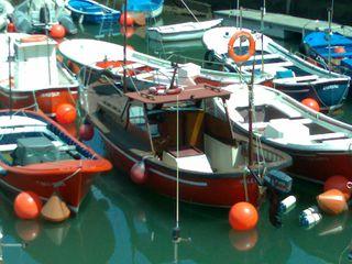 embarcacion de madera