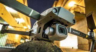 Fotografia y vídeo con Drone profesional