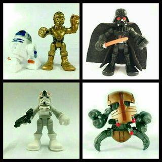 STAR WARS (7cm) Super Hero Squad