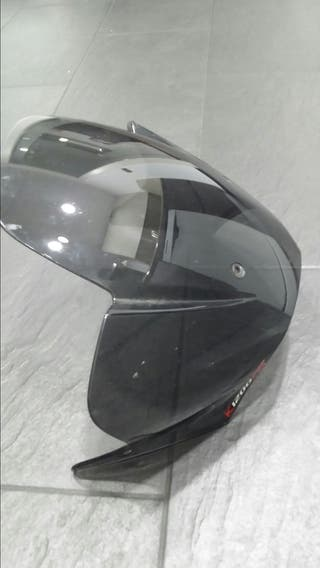 Bmw k1200r cúpula tintada deportiva