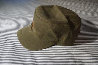 Gorra militar E. Roja