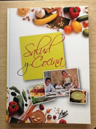 """Libro """"Salud y Cocina"""""""