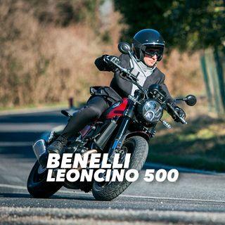 Moto Benelli Leoncino 500 ABS