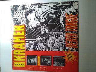Wayne kramer vinilo ( guitarra MC5)