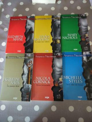 novelas históricas