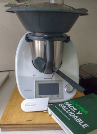 Thermomix (TM5) 2019 + cook-key