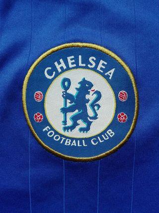 Camiseta Adidas Chelsea F.C. 10 Hazard (2015 16) de