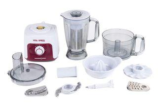 Robot de cocina multiprocesador (8 funciones)