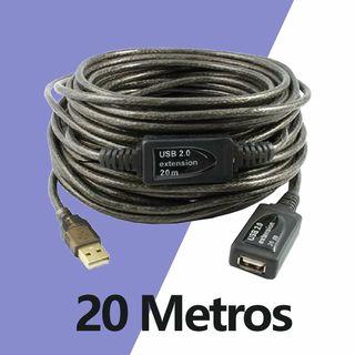 ALFA AUSBC 20M Cable extension usb 20 metros