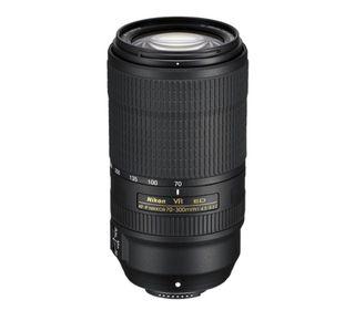 Objetivo Nikon 70-300 - NUEVO