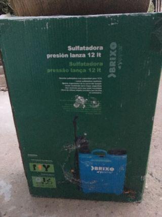 Sulfatadora 12 litros