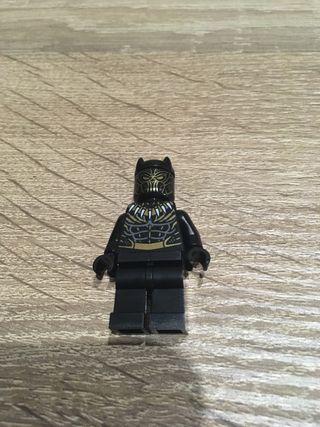 Minifigula lego Killmonger