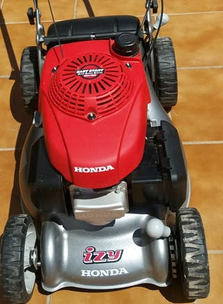 Cortacesped gasoleo Honda izy 41