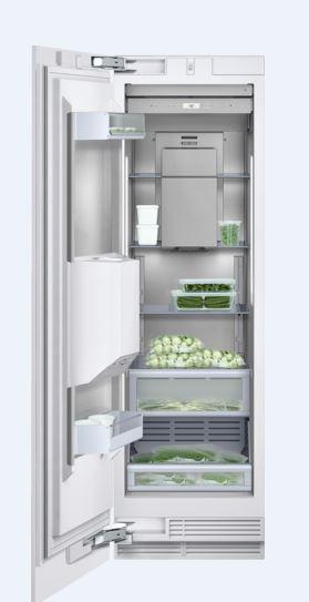 Congelador Vario GAGGENAU Totalmente integrable