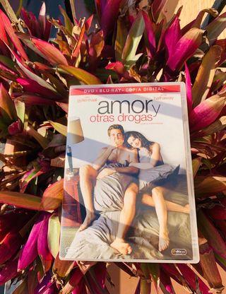 Película amor y otras drogas dvd