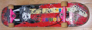 Skate tabla Enjoi ejes Industrial ruedas 52mm