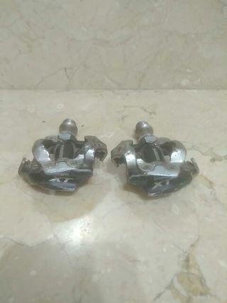 pedales xt