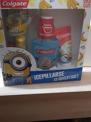pack Colgate minions mi villano