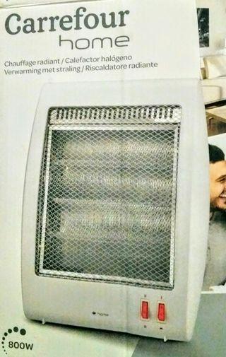 Estufa radiador 800w