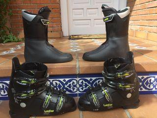 Botas esqui wedze (Decathlon)