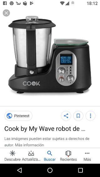 venta de robot de cocina multifuncion