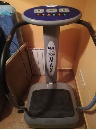 plataforma vibratoria gimnasia vibracion muscular