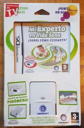 Nintendo DS Mi experto en vida sana