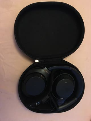 Sony WH-1000XM3 wireless