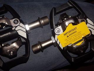 pedales automaticos shimano xt enduro
