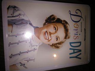 Doris day Caja metalica dvd