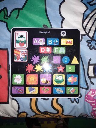 tablet infantil itslmagical
