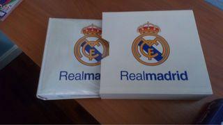 Álbum de fotos Del Real Madrid
