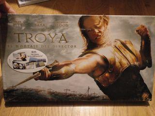 Troya DVD Montaje del director