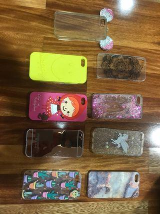 10 Carcasas iPhone 5/5s