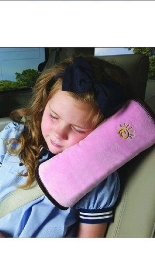 Almohadillas cinturon seguridad niñ@