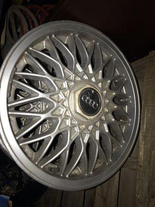 Juego Llantas 15 pulgadas Audi Clasico