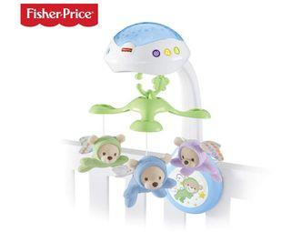 Fisher-Price juguete de cuna proyector para bebé
