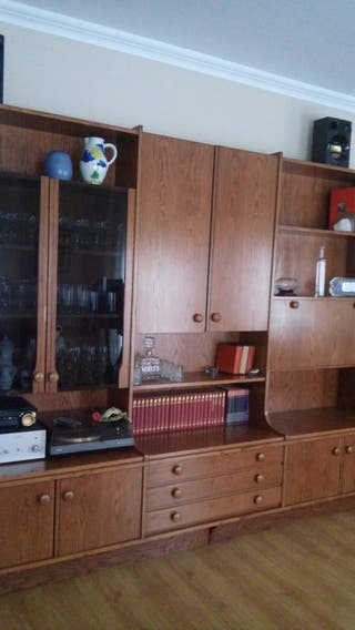 mueble comedor vitrina