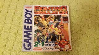 Fighting Simulator Game Boy
