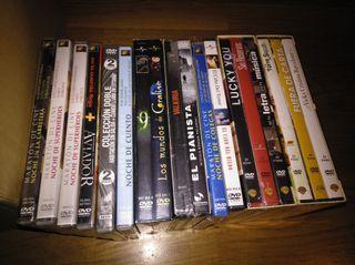 DVD varios titulos ver fotos
