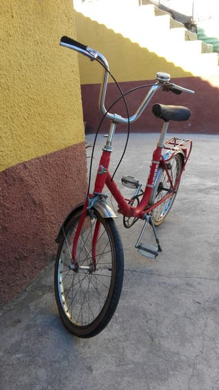 Bicicleta orbea clasica