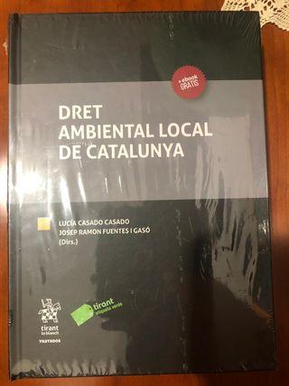 Dret ambiental local de Catalunya