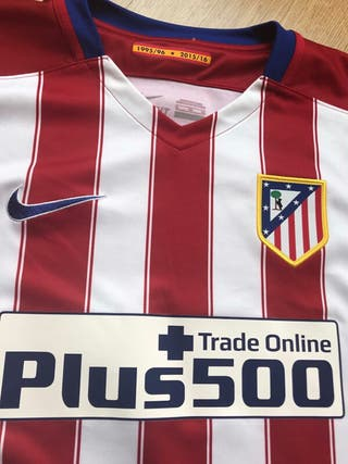 camiseta del atletico de Madrid