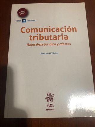Comunicación tributaria