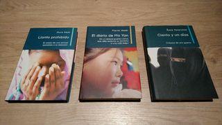 Libros de vidas femeninas / testimonio / feminismo