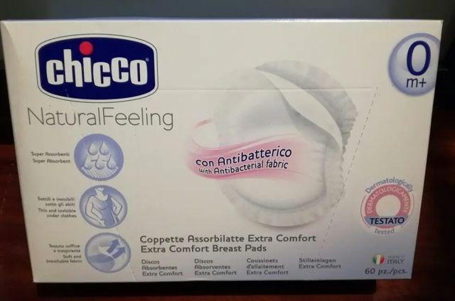 Discos lactancia CHICCO nuevo