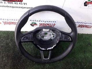 211929 volante skoda fabia ambition