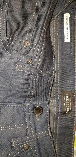 Pantalón Jack Jones Talla 42